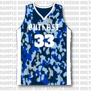Squad Basketball Team Wear Singlet