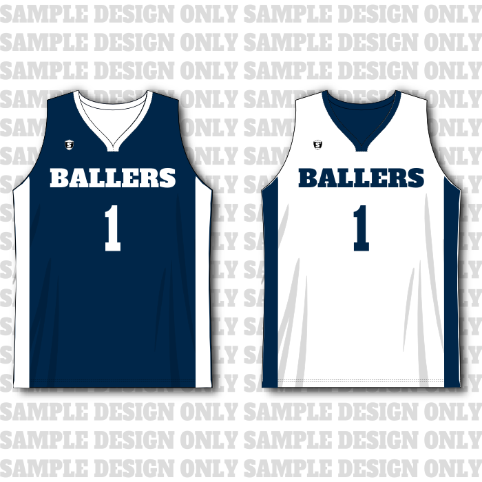 43d800b61 Basic Reversible Basketball Singlet (custom) - Squad Sport