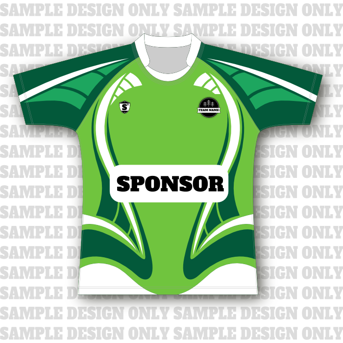 Deluxe Rugby Jersey (sublimated) - Squad Sport d165afebd