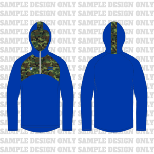Deluxe 1-4 Zip Hoodie